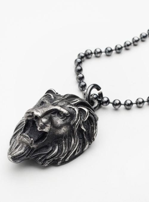 Lions Head Pendant