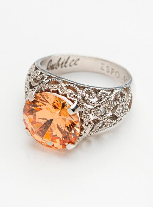 Espo Joseph Esposito Jubilee Sterling silver ring