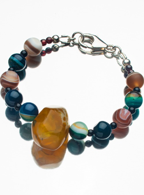 Colours of the Universe bracelet